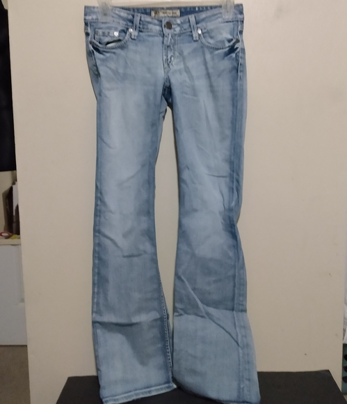 Women's BKE Stella Boot Jeans Size 26 X 33.5